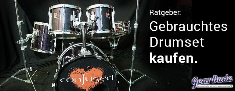 Gebrauchtes Schlagzeug Kaufen Ratgeber