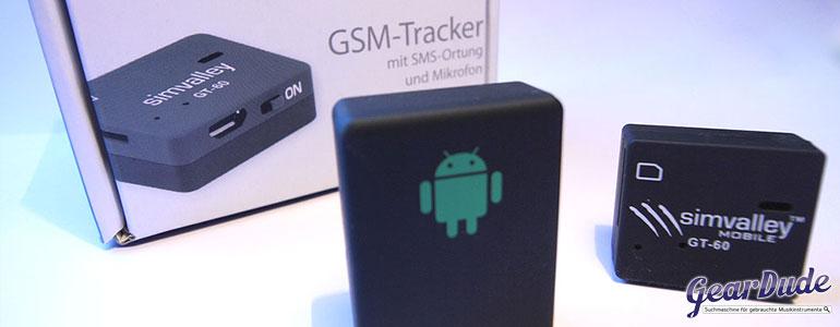 GPS Tracker Gitarren Musikinstrumente