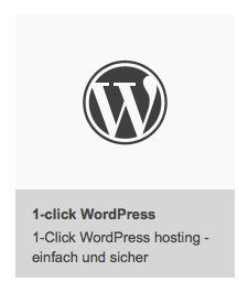 1click WordPress