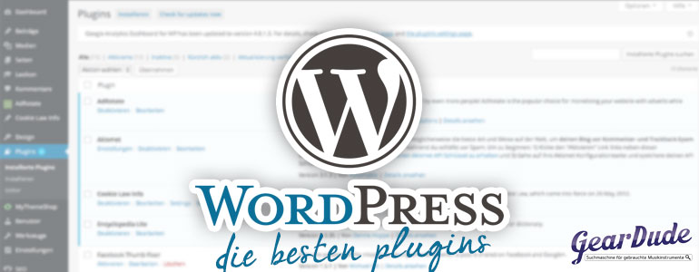 Wordpress Plugins Bandwebsite
