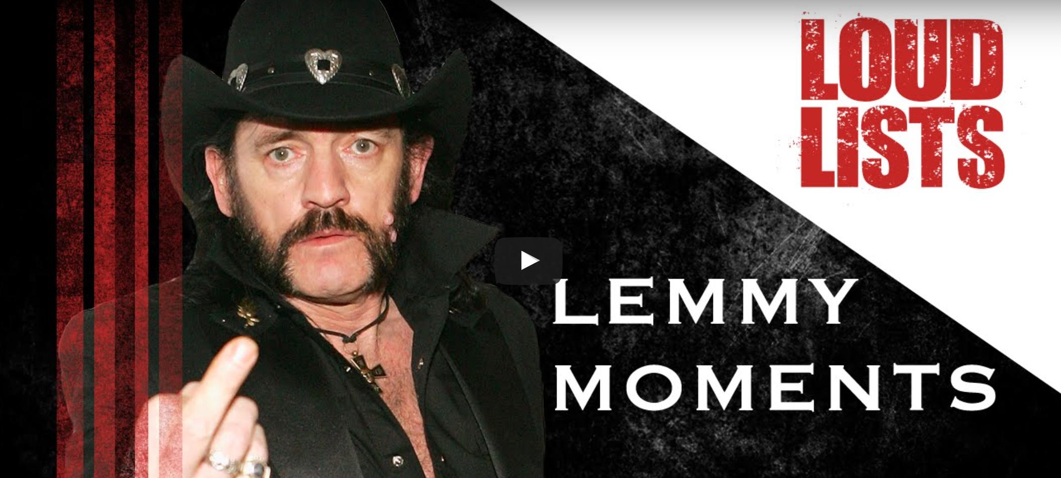 Lemmy Kilmister RIP Motorhead