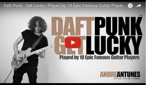 Get Lucky Gitarristen