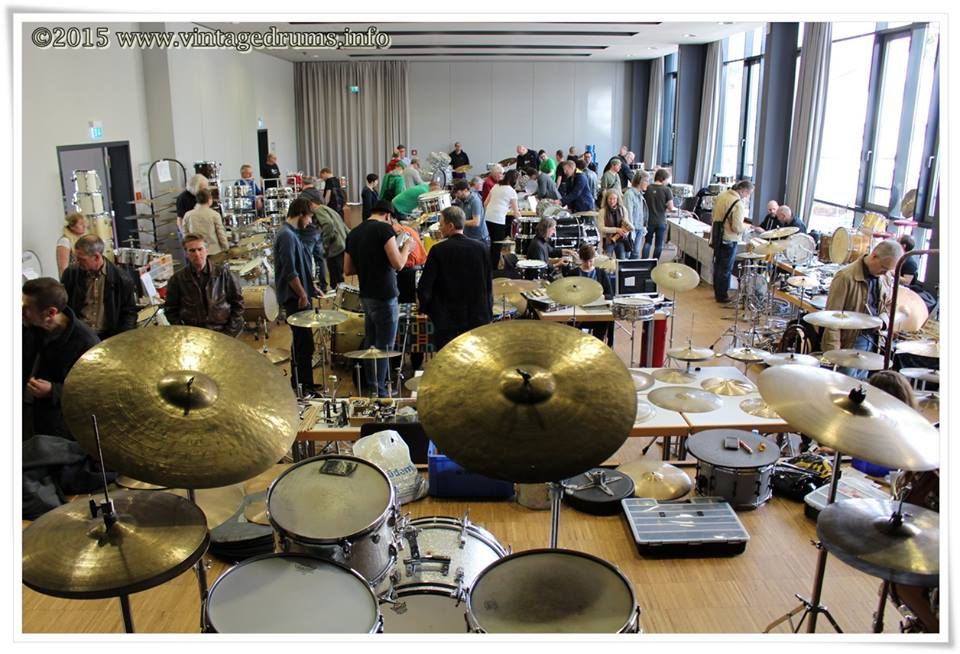 Vintage Drum Meeting 2016 Neu Isenburg