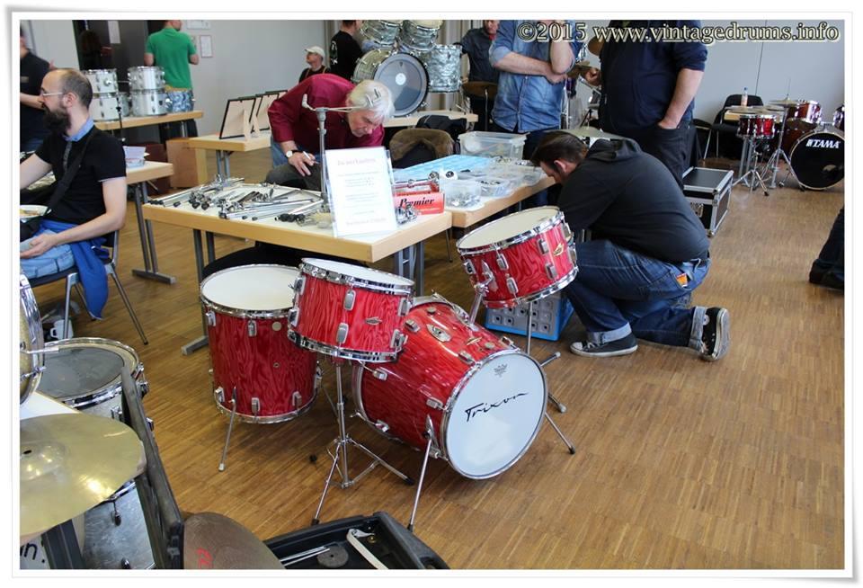 Vintage Drum Meeting 2016 Neu Isenburg 3