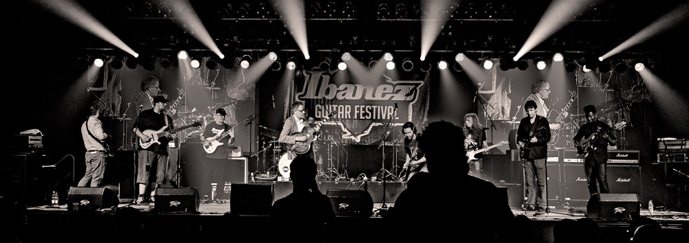 Ibanez Festival 2016 Live on Stage