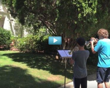 Starwars-Melodie-mit-Trompete