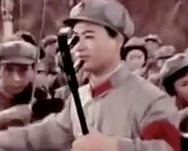 Rote Armee spielt Beat it von Michael Jackson